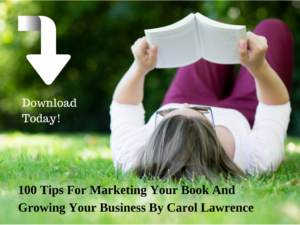 author book marketing tips