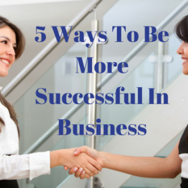 Successful Biz Tips From Larry Winget