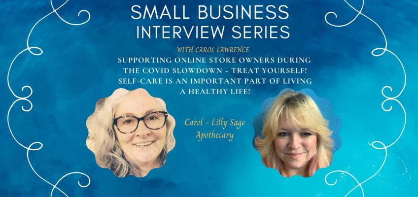 Interview with Lilly Sage Apothecary