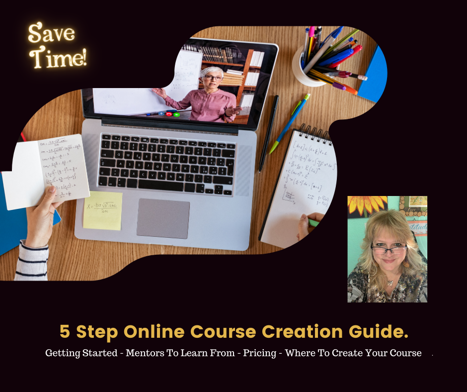 5 Step Course Creation Guide
