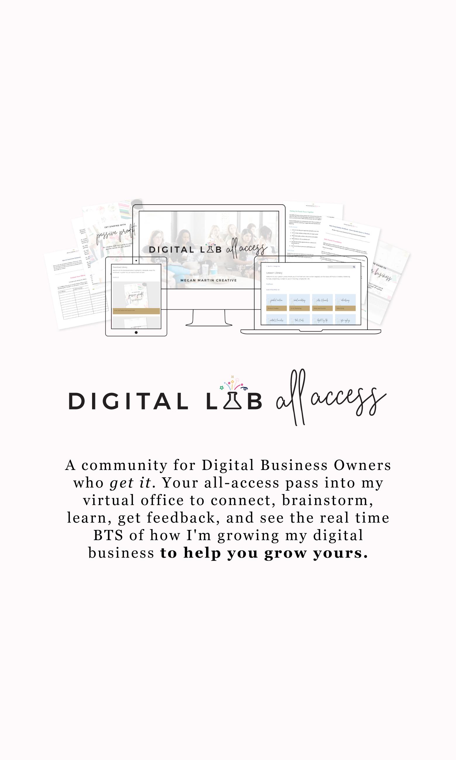 The Digital Lab Academy