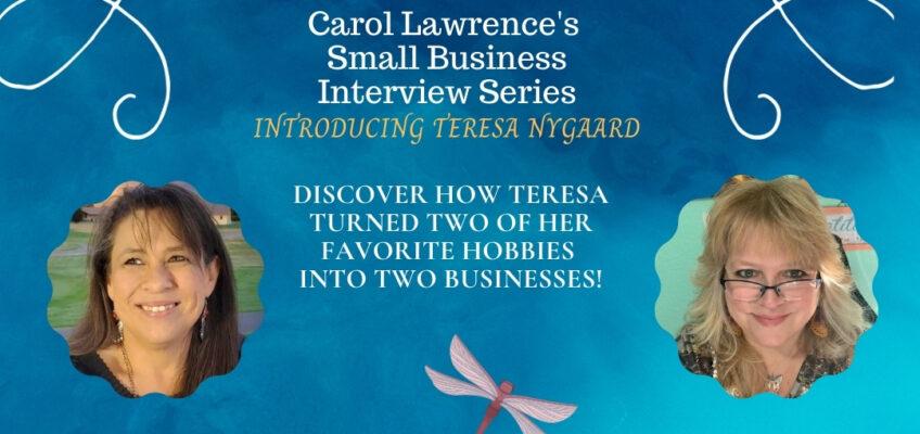 Teresa Nygaard Interview