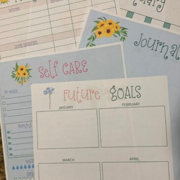 Sunflower Planner