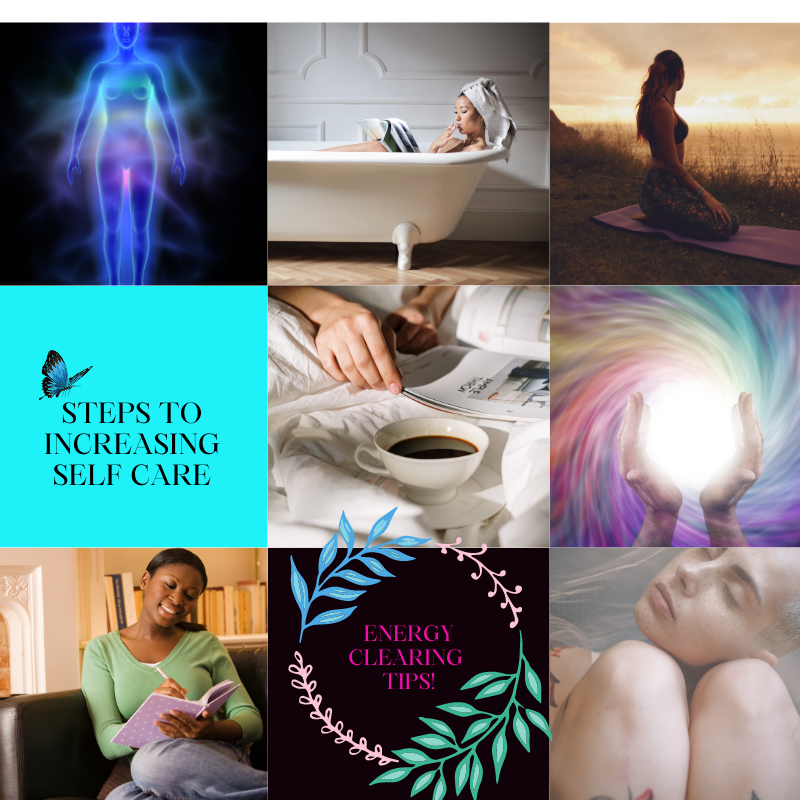 Online course for increasing self care