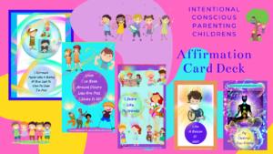 Children's Affirmation Card Deck