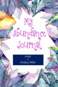 Abundance journal cover